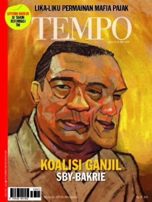 Koalisi Ganjil SBY-Bakrie