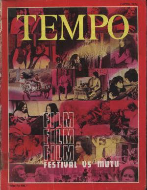Film: Festival VS Mutu
