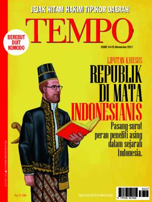 Liputan Khusus : Republik Di Mata Indonesianis