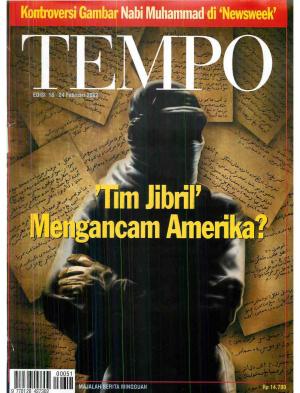 Tim Jibril Mengancam Amerika?