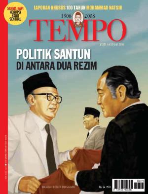 Politik Santun Di Antara Dua Rezim