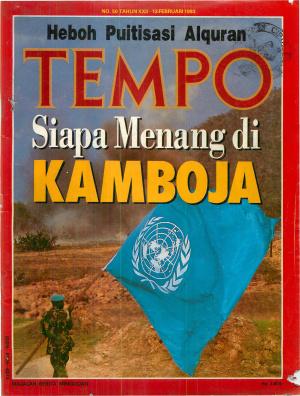 Siapa Menang di Kamboja