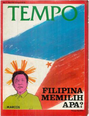 Filipina Memilih Apa?