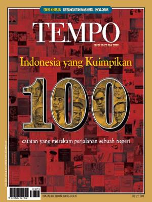 Indonesia Yang Kuimpikan : 100 Catatan Yang Merekam Perjalanan Sebuah Negeri