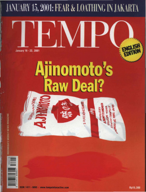 Ajinomoto's Raw Deal?