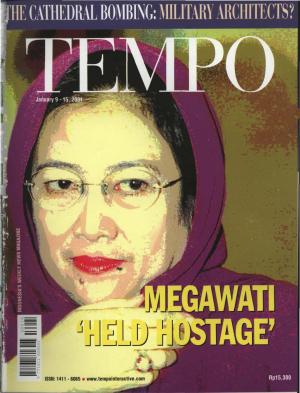 Megawati Held Hostage