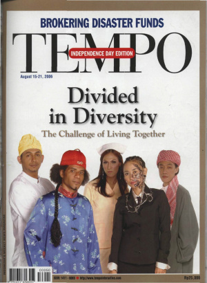 Divided In Diversity