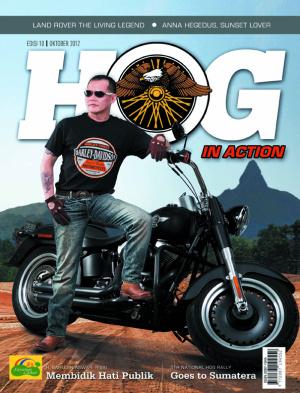5th National HOG Rally: Goes To Sumatera