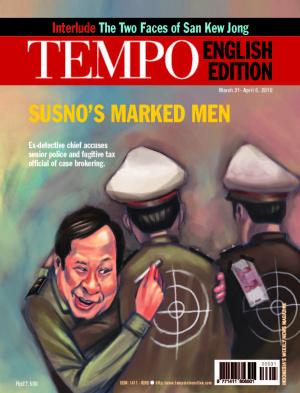 Susno's Marked Men