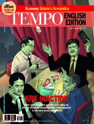 KPK Inaction