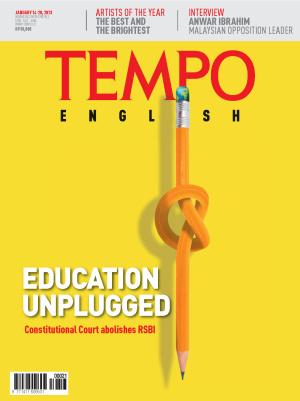 Education Unplugged: Constitutional Court Abolishes RSBI