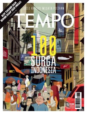 100 Surga Wisata Indonesia