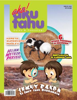 Semut Panda: Si Imut Yang Berbahaya