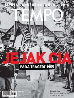 Jejak CIA Pada Tragedi 1965
