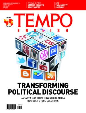 Transforming Political Discourse