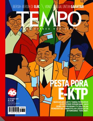 Pesta Pora E-KTP
