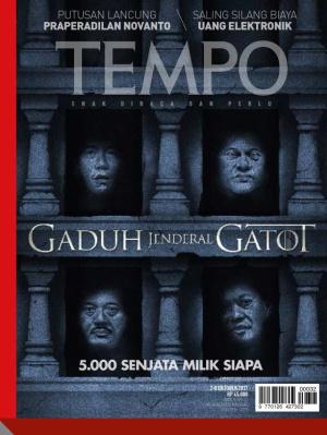 Gaduh Jendral Gatot