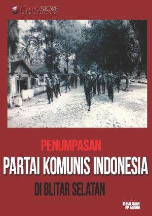 Penumpasan Partai Komunis Indonesia Di Blitar Selatan