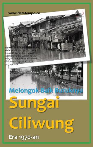 Melongok Baik Buruknya Sungai Ciliwung Era 1970-an di Jakarta